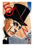 Five Minutes Affiches par  Belsky