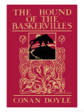 The Hound of the Baskervilles III Premium Giclee Print