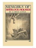 Memoirs of Sherlock Holmes Plakater af L.n. Britton