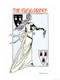 The Frog Prince, c.1900 Prints by Walter Crane