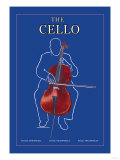 The Cello Poster