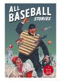 All Baseball Stories: Seven Big Diamond Thrillers Poster