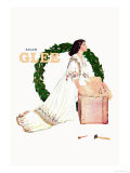Glee Prints by C. Coles Phillips