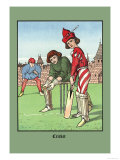 Cricket, c.1873 Posters by J.e. Rogers