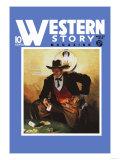 Western Story Magazine: Slick Jack Prints