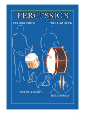 Percussion Prints