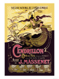 Cendrillon: Theatre National de l'Opera-Comique Prints