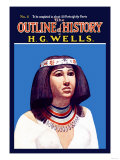Outline of History by H.G. Wells, No. 4: Royalty Prints
