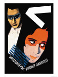 Countess Shirvanskaya's Crime Posters par  Stenberg Brothers