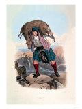 MacRae Premium Giclee Print by R.r. Mcian