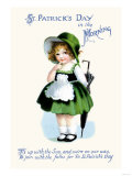 St. Patrick's Day in the Morning Poster