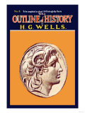Outline of History by H.G. Wells, No. 8: Alexander Art