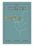 The Trumpet Plakat