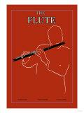 The Flute Prints