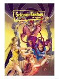 Science-Fantasy, Spring 1952 Poster