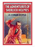 Adventures of Sherlock Holmes Prints
