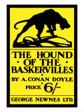 The Hound of the Baskervilles IV Pósters