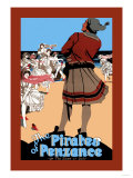 Gilbert & Sullivan: The Pirates of Penzance, or The Slave of Duty Poster