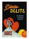 Dixie Delight Posters