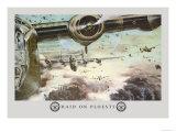 Raid on Ploesti Posters by Stanley Dersk