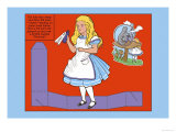 Alice in Wonderland: Drink Me Prints by John Tenniel