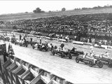 Automobile Racing near Washington D.C. Photo