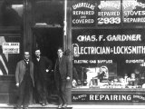 Charles F. Gardner, Electrician and Locksmith Photo