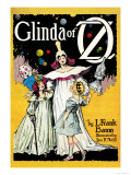 Glinda of Oz Posters by John R. Neill