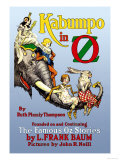 Kabumpo in Oz Prints by John R. Neill