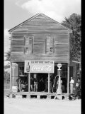 The Crossroads Store in Sprott Alabama Print by Walker Evans