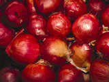 Red Onions Photo by Ken Hammond