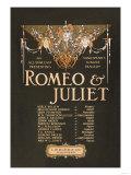 Romeo i Julia Reprodukcje
