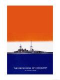 Defender of the Seas Prints by Frank Mcintosh