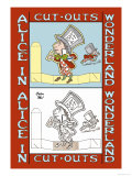 Alice in Wonderland: The Mad Hatter Prints by John Tenniel