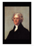 Thomas Jefferson Print by John Trumbull