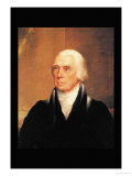 James Madison Prints by Chester Harding