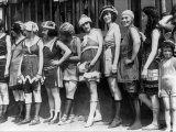 Bathing Beauty Contest Foto