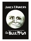 The Blue Moon Prints by Philip G. Schmemerhorn