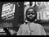 Harlem Newsboy Photo by Gordon Parks