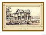 Iowa Building, Centennial International Exhibition, 1876 Photo by Linn Westcott
