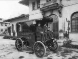 Pan-American Exposition Ambulance Photo by C.d. Arnold
