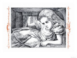 Alice in Wonderland: Alice Grows Large Posters by John Tenniel