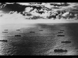 Liberty Ships in Convoy Photo