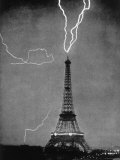 Thunder and Lightning Photo by M.g. Loppe