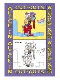 Alice in Wonderland: The Duchess Prints by John Tenniel