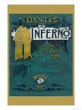 Dante's Inferno Print by Gustave Doré