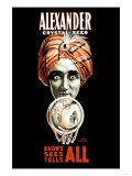 Alexander Crystal Seer Posters