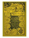 Caxton Edition Print
