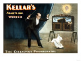 Kellar's Startling Wonder Posters