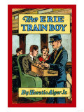 The Erie Train Boy Posters